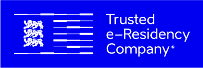 Trusted e-Residency Company badge